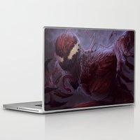 carnage Laptop & iPad Skins featuring Carnage by MATT DEMINO