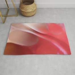 Pink in Abstract Rug