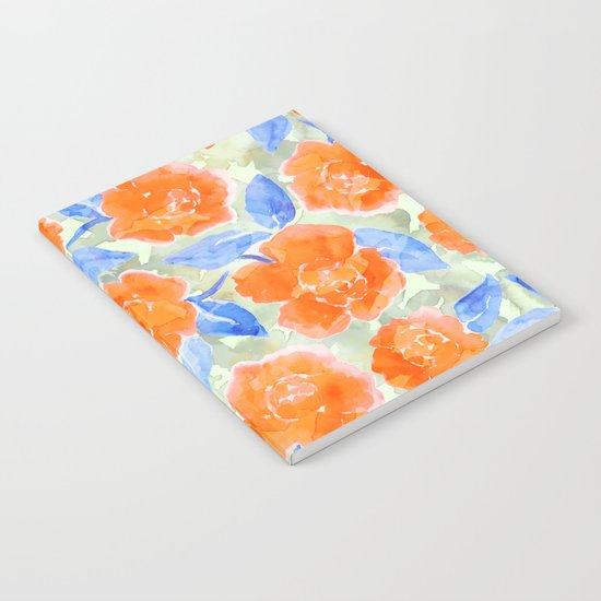 Cottage Peonies Notebook