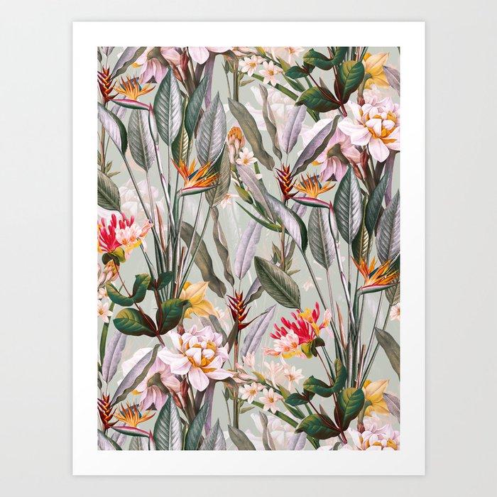 Magical Garden XIV Art Print