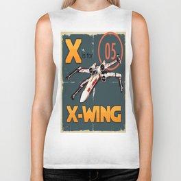 X is for... Biker Tank