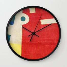 An Antelope in Escape Wall Clock