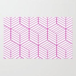 ZADA ((hot pink)) Rug
