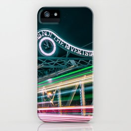 Queen Street East iPhone Case