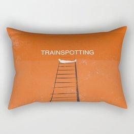 Trainspotting Rectangular Pillow
