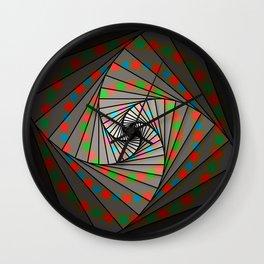 Fibonacci Spin, 2140d Wall Clock