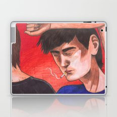 I See Double, There's No Trouble Laptop & iPad Skin