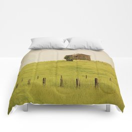 Summer Pastures Comforters