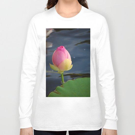 Lotus Blossom 4 Long Sleeve T-shirt
