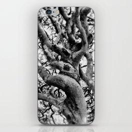 Twisted And Gnarled iPhone Skin