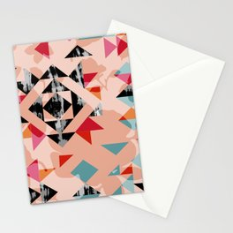 Pattern Party Stationery Cards