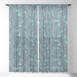 Everything Summer - Leaf Love Sheer Curtain