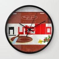nutella Wall Clocks featuring Nutella: unedited bonus tracks by filippob