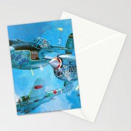 Lockheed P-38 Lightning Stationery Cards