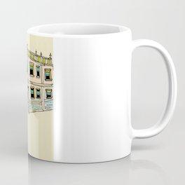 THE GIRL'S HAT Coffee Mug