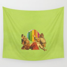 Chart Graph Wall Tapestry