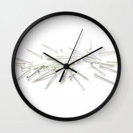 Light metal Wall Clock