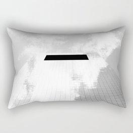 High Key Sky Rectangular Pillow