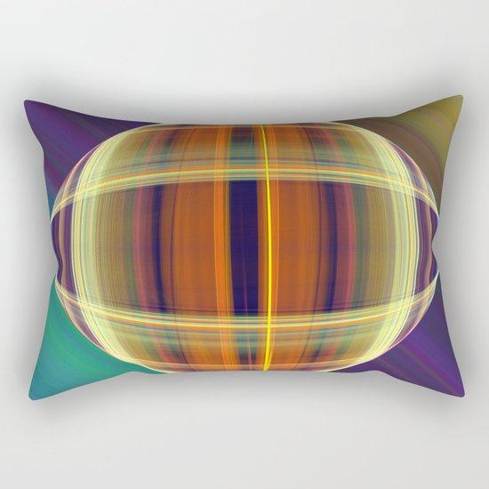 Graphic illusionism Rectangular Pillow