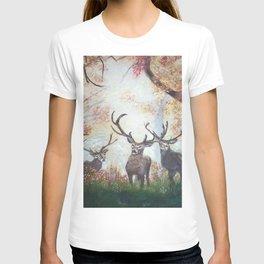 Morning Deer T-shirt