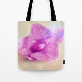 Pink and Real Tote Bag