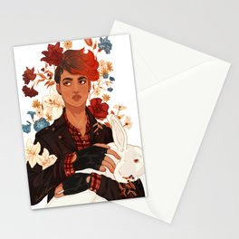 Aubrey Little, Lady Flame Stationery Cards