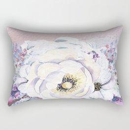Flowers bouquet #59 Rectangular Pillow