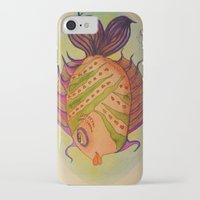 potter iPhone & iPod Cases featuring MRS. POTTER by Caribbean Critters Co.