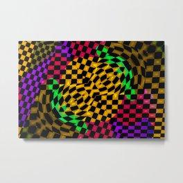 Colorandblack series 512 Metal Print