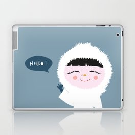 Cute little Eskimo Laptop & iPad Skin