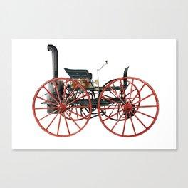 Henry Seth Taylor Steam Buggy, 1867 - Buggy à vapeur de Henry Seth Taylor, 1867 Canvas Print