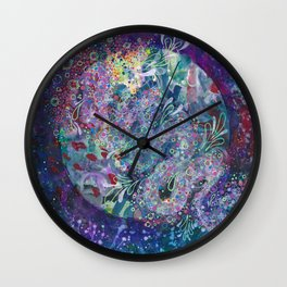 you've escaped Wall Clock