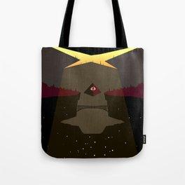 When Gravity Falls Tote Bag