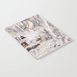 Lighthouse reflection Notebook