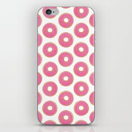 Donut Sprinkles iPhone Skin