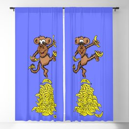Monkey Business Blackout Curtain