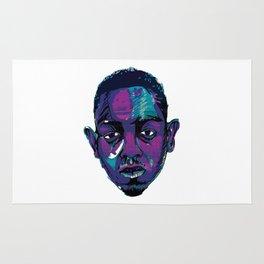 Control - Kendrick Lamar Rug