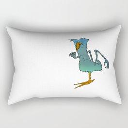 Monty Andropos Rectangular Pillow