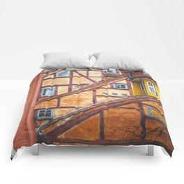 Scandinavian Architecture. Comforters