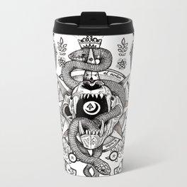 Ad Mortumn Metal Travel Mug