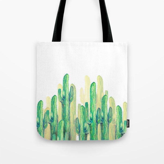 New! Cactus 4 Tote Bag
