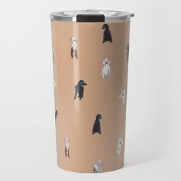 Oodles of Poodles Travel Mug