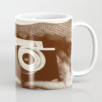 photographer Mugs featuring Photographer by XfantasyArt