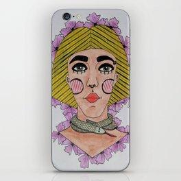 Modern Cleo iPhone Skin