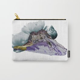Purple Mountian Carry-All Pouch