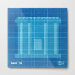 Ezra | 15 Metal Print