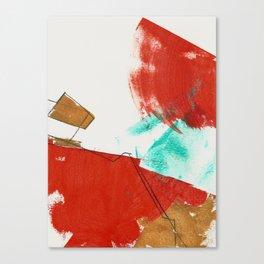 scrapes Canvas Print