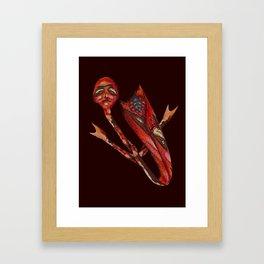 Hmamauahhgtst's Mum Framed Art Print
