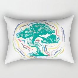 Bon in Color Rectangular Pillow