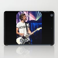 niall iPad Cases featuring Niall by clevernessofyou